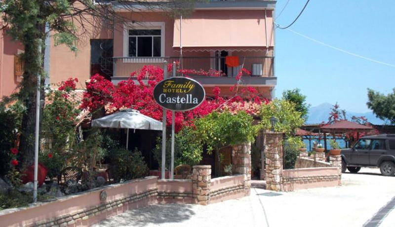 Castella Beach Hotel Patras Kontiki Letovanje Turska Grcka