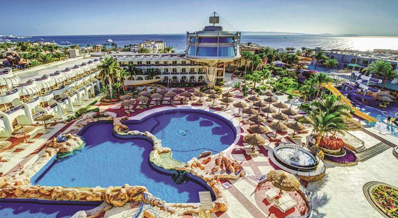 Sea Gull Hotel Hurgada Kontiki Letovanje Turska Grcka